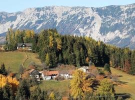 Ferienwohnung Holzer Top 2, Payerbach (Prigglitz yakınında)