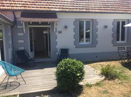 Maison La désirée - Jardin - proximité plage, Langrune-sur-Mer