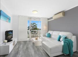 Bright Enviably Located Lifestyle Apartment SUTH1