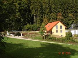 Ferienwohnung Grewing, Waldshut-Tiengen (Gaiß yakınında)