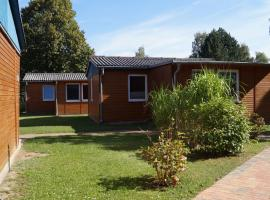 Camping am Luckower See 40qm bis 50qm, Sternberg