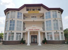 Hotel Tudor, Дробета-Турну- Севери