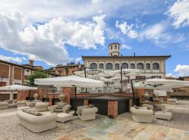 Relais Villa Prato, Mombaruzzo (Fontanile yakınında)