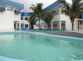 Chão de estrelas praia hotel, Barra do Gil