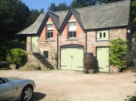 Granton Coach House, Ross on Wye (рядом с городом Goodrich)