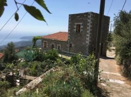 Nefeli, Tséria (рядом с городом Leptíni)