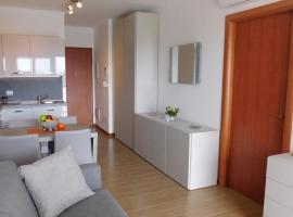 Silver apartment Roma, Roma (Selva Candida  yakınında)