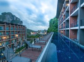 Sugar Marina Resort CLIFFHANGER Aonang