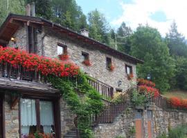 Agriturismo Al Castagneto, Mazzo di Valtellina (Tovo di Sant'Agata yakınında)