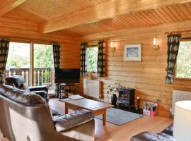Birchlea Lodge, Kippford (рядом с городом Palnackie)