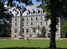 Chateau du Gerfaut, Азе-ле-Ридо (рядом с городом Vallères)