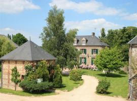 Le Manoir de Villers, Villers-en-Ouche (рядом с городом Heugon)