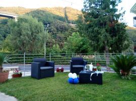 B&B Rodian, Acquappesa (Terme Luigiane yakınında)