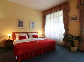 Hotel Vavrinec, Roudnice nad Labem (Straškov yakınında)
