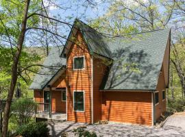 Asheville Sasha's Cabin