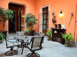 Hotel del Capitán de Puebla, Пуэбла