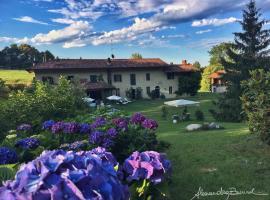 Antica Cascina del Medico, Graglia (Sordevolo yakınında)