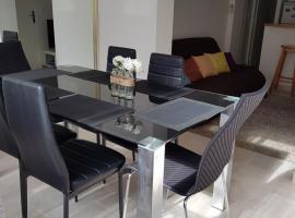 Bel appartement 2 chambres- Palm beach - bord de mer