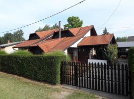Kuća za odmor Breza, Legrad (рядом с городом Gyékényes)