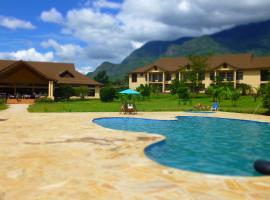 Nashera Hotel, Morogoro (Near Mvomero)