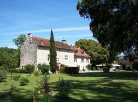 Domaine du Noble, Saint-Jean-de-Thurac (рядом с городом Lafox)