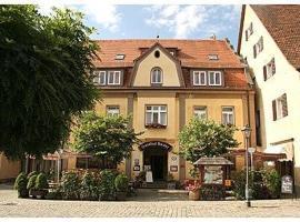 Gasthof Hotel Bauer, Hersbruck (Engelthal yakınında)