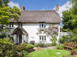 Moorland View Cottage, North Bovey (рядом с городом Moretonhampstead)