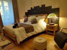 Les chambres d'hôtes de la Frissonnette, Auzelles (рядом с городом Ceilloux)