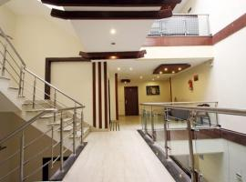 1 BR Boutique stay in Dhangu Rd, Pathankot (1B22), by GuestHouser, Pathānkot (рядом с городом Narāinpur)