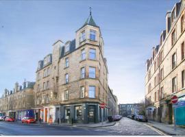 Spacious and Bright Central Edinburgh Apartment