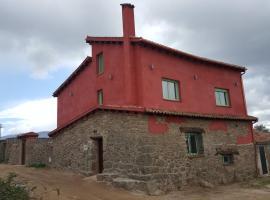 Casa Rural Rojo Del Tietar, La Iglesuela (рядом с городом Sartajada)