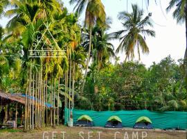 Camp Aloha by Getsetcamp, Pālghar (рядом с городом Boisar)