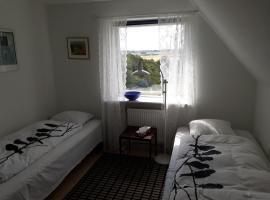 Rosenhuset - lille værelse 1 eller 2 pers., Haderslev