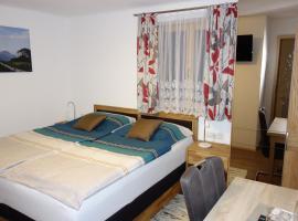 Zimmer 1, Unkenberg (Unken yakınında)