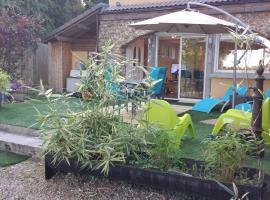 Pause verdure en Yvelines, Bazemont (рядом с городом Épône)
