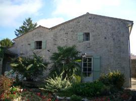 Chambres d'Hôtes Chez Josette et Didier, Germond (рядом с городом Cherveux)