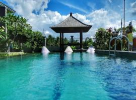 Private Villa Tanah Lot Bali Sunrise