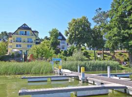 Pension direkt am See _ Fuerstenbe, Fürstenberg-Havel