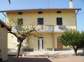 Colle della Signora Casa vacanze, Tollo (Miglianico yakınında)