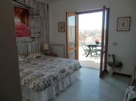 Rose Room, Roma (Isola Farnese yakınında)
