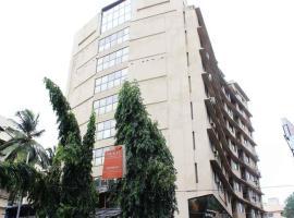 Sukh Hotel, Мумбай (рядом с городом Juhu)