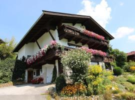 Salvenberg Appartment, Brixen im Thale (Hof yakınında)