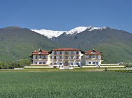 Villa Belles, Akritochori