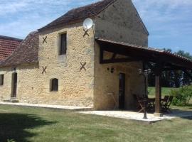 le breuil, Savignac-de-Miremont (рядом с городом Mauzens-et-Miremont)