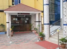 Sreemangal Inn Hotel & Restaurant, Sreemangal (Nawāgaon yakınında)