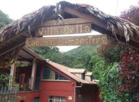 Villa Bella, Coroico Viejo (Chulumani yakınında)