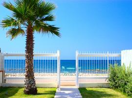Beach House, unica e romantica sul mare, Finale (Molino San Biagio yakınında)