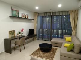 Naveed i-suite @ i-city