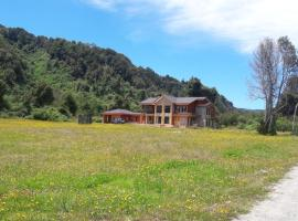 Chamiza Lodge, Puerto Montt (La Chamiza yakınında)
