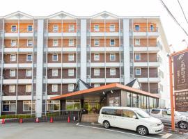 Kuretake Inn Gotemba Inter Gold Cabin